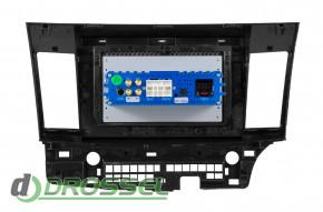 Штатная магнитола Sound Box SBM-9025 DSP-3