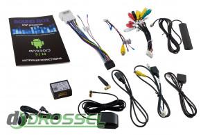 Штатная магнитола Sound Box SBM-9025 DSP-4
