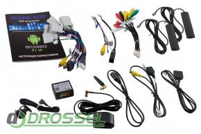 Штатная магнитола Sound Box SBM-9610 DSP-4