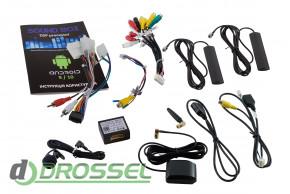 Штатная магнитола Sound Box SBM-8910 DSP-4