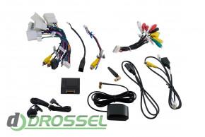 Штатная магнитола Sound Box SB-9019-2G CA-4