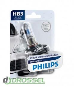 Лампа галогенная Philips WhiteVision PS 9005WHVB1 (HB3)_3