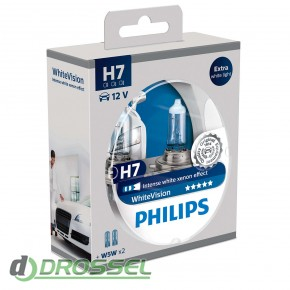 Philips WhiteVision PS 12972WHVSM (H7)